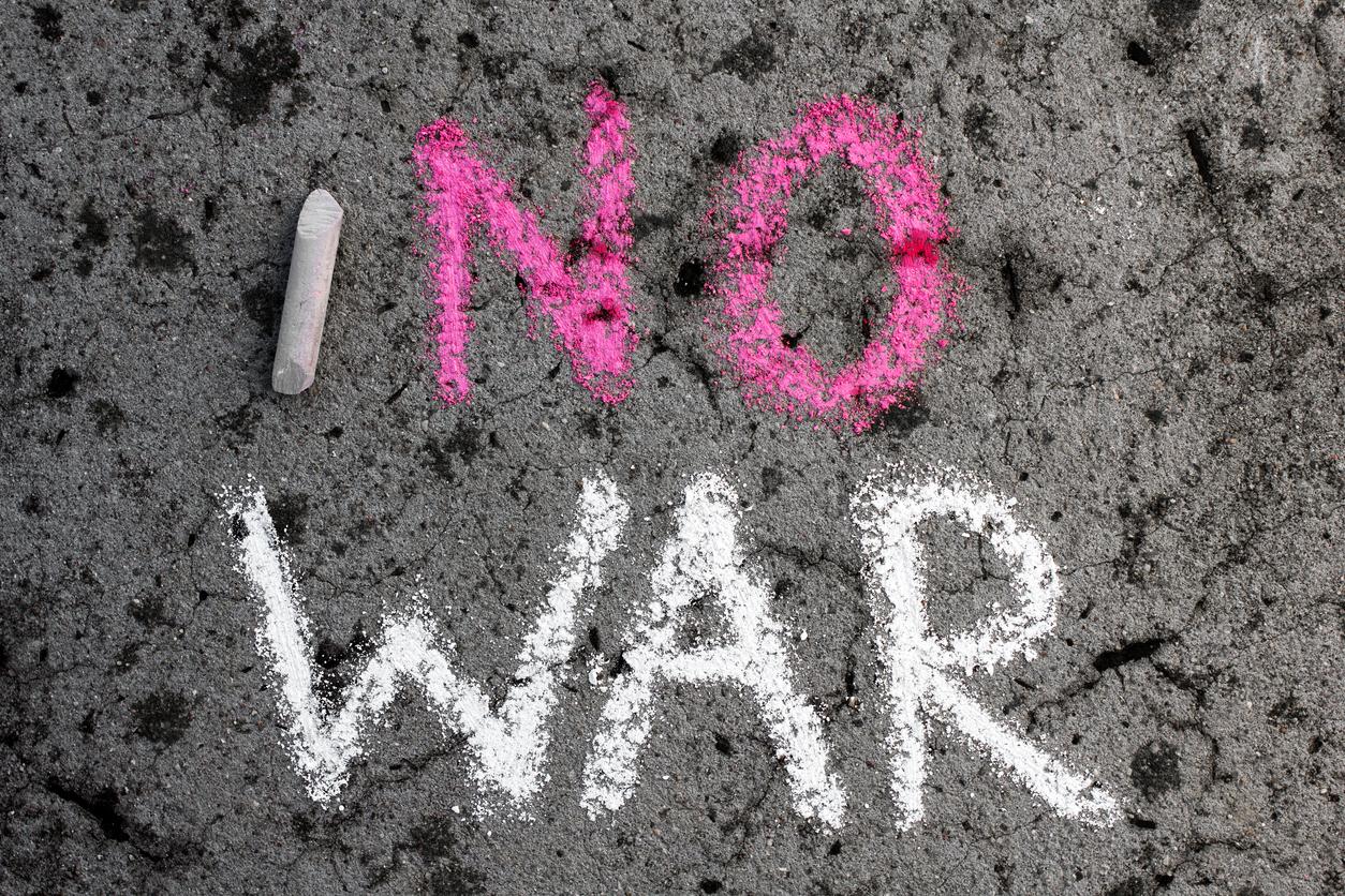 Antimilitarisme voor een wereld zonder oorlog